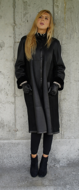 Marta long coat